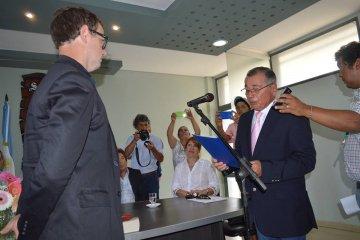 Asumió el nuevo Secretario de Gobierno y Hacienda de Federación
