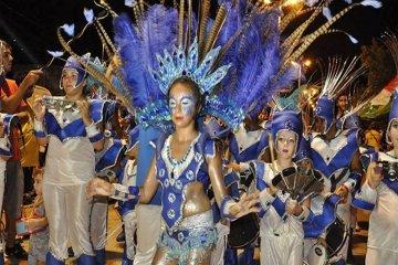 Comienza el Carnaval de los Pequeños Duendes en la costanera