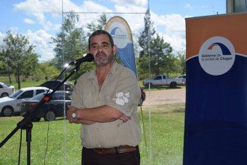 El director de la UGL 34 de PAMI inauguró un recreativo para adultos en Chajarí
