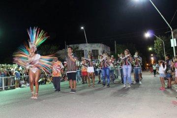 Se presentaron los Carnavales felicianenses 2018