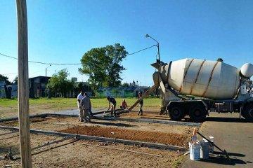 El municipio sigue con las obras en el Corsódromo y le da un gusto a las comparsas