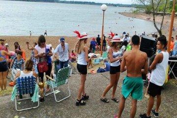 La promoción turística de Concordia desembarcó una reconocida localidad vecina