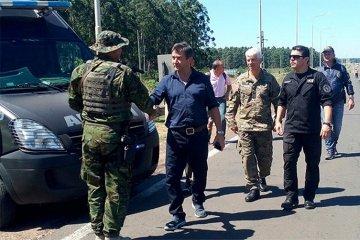 El jefe de la Policía Federal arribó a Chajarí para supervisar los operativos de control