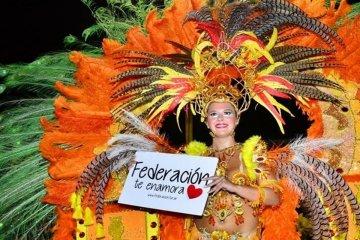 Se ultiman los detalles para que den comienzo las noches de Carnaval en Federación