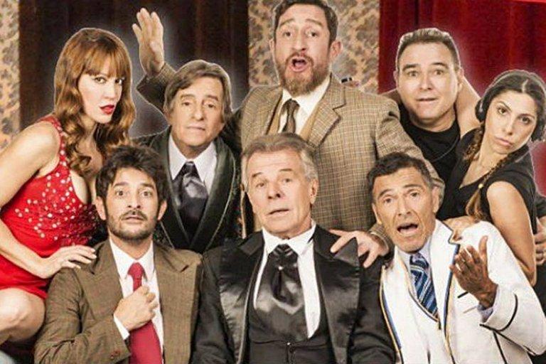 Todo un elenco que hará reír a carcajadas.