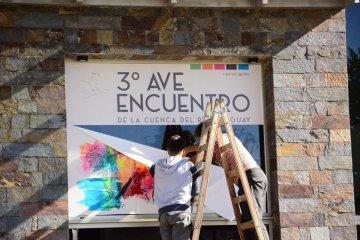 Este domingo culmina el 3º Ave Encuentro de la Cuenca del Río Uruguay