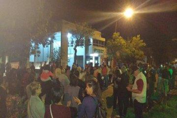 Vecinos de Chajarí vuelven a concentrarse ante el tarifazo eléctrico