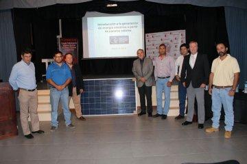 Ingenieros disertaron sobre los desafíos que imponen las energías renovables
