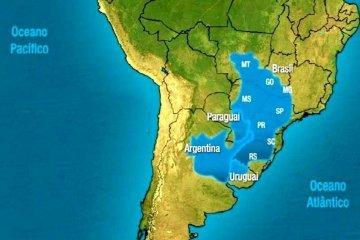 Corrientes busca perforar el Acuífero Guaraní para generar electricidad