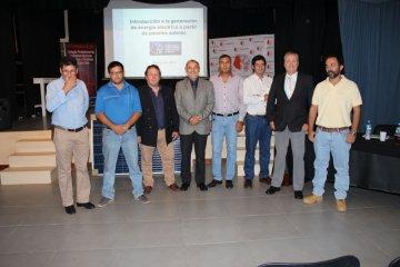 Maestros Mayores de Obras de la región se instruyeron sobre energías renovables