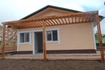 Se donará al IAPV terrenos para construir casas de madera