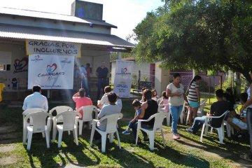 ChurruArte fue beneficiado con el programa provincial Poder Popular