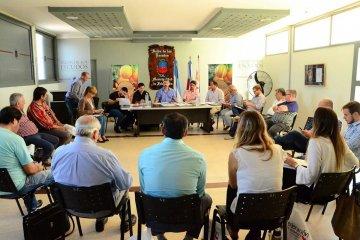 La Mesa Productiva Entrerriana se reunió en Federación