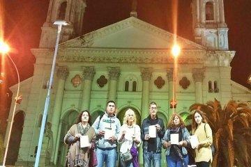 Víctimas de abusos sexuales eclesiásticos de todo el país se reunieron en Paraná