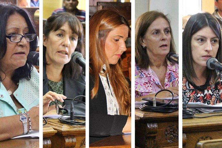 Bergallio, Saenz, Amiano, Urquiza y Laner opinaron sobre el aborto