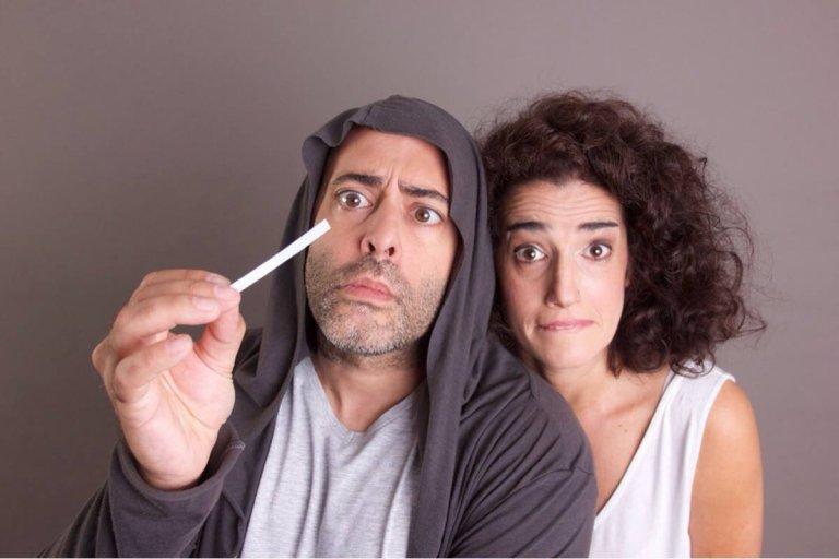 Sebastián Presta y Soledad García en una comedia con un humor muy particular