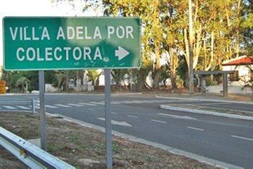 Un accidente en Villa Adela dejó como saldo un joven con fractura de clavícula