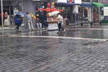 La semana arrancará con precipitaciones