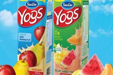 Recomiendan no consumir ciertos lotes del producto Sancor Yogs