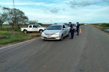 Un importante despliegue policial concretó diversos operativos de control