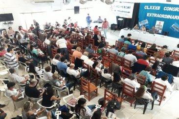 AGMER rechazó la propuesta salarial y anunció 48 horas de paro