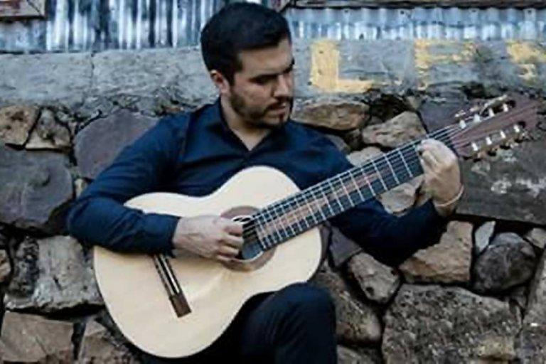 El compositor concordiense emprenderá su gira por Europa.