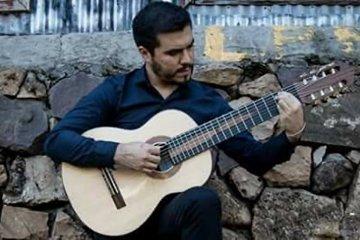 Compositor y Concertista de Guitarra concordiense representará a la Argentina en Europa