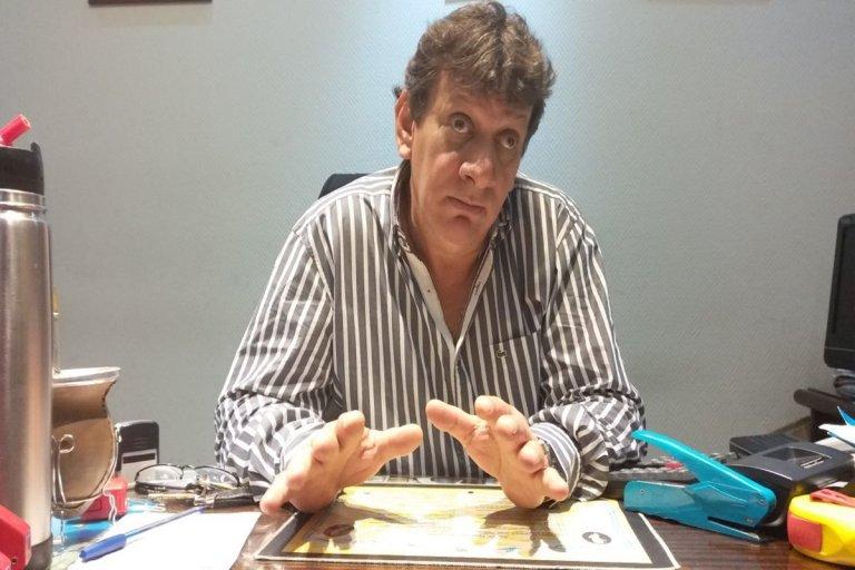 Juan José Simonetti, Secretario General del CEC