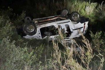 RUTA 14: Fatal accidente en la noche de este viernes