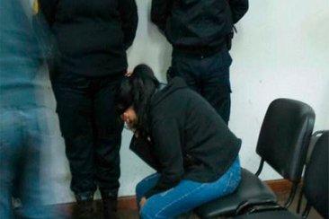 Cumplía prisión domiciliaria por matar a su bebe y fue trasladada a la cárcel en Federación