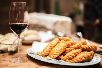 Viñedos entrerrianos con música y gastronomía para el finde patrio