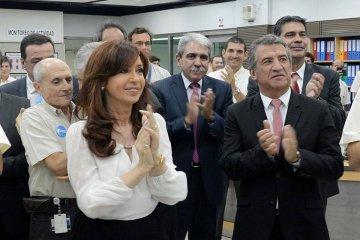Cristina Fernández y Sergio Urribarri se reúnen luego del cierre de las listas