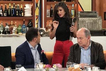 Daiana Arlettaz debutó en la mesa de Polémica en el Bar