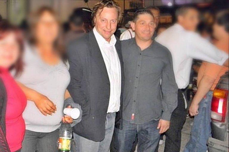 """Sergio Varisco y Daniel """"Tavi"""" Celis"""