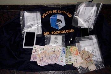 Más de 300 personas fueron detenidas en Entre Ríos desde la Ley de Narcomenudeo