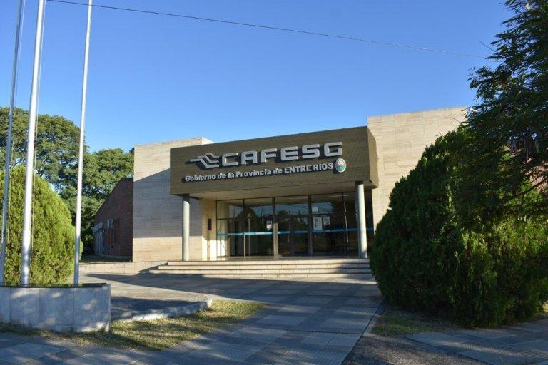 La sede de CAFESG en Concordia