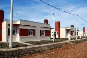 Se anunció la construcción de doce viviendas más para el departamento Federación