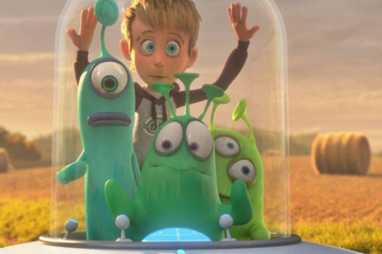 Luis y sus amigos del espacio