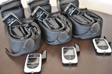 Llegan más de 70 pulseras electrónicas para monitorear la violencia de género