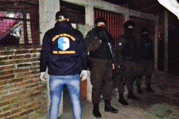 Nuevos allanamientos con secuestro de droga en Concordia