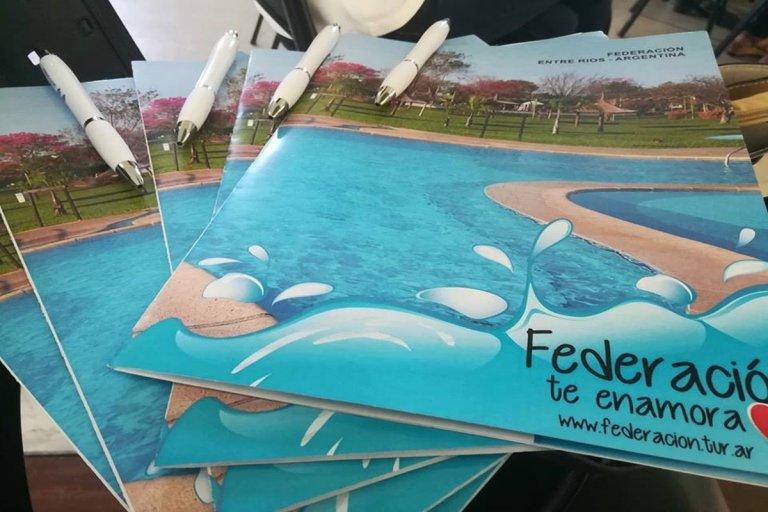 Federación se promociona en Uruguay de cara a las vacaciones de invierno