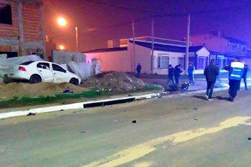 Un motociclista perdió la vida en un brutal choque sobre avenida San Lorenzo