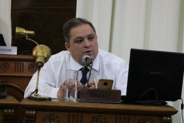 """Benítez dijo que el pedido de más radicalismo en CAMBIEMOS """"llega tarde"""""""