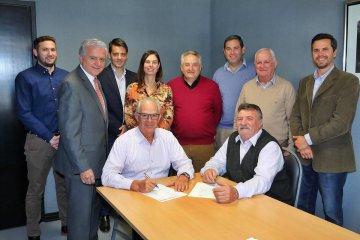 SanCor Salud y el local Grupo DILFER sellaron una alianza estratégica a nivel nacional
