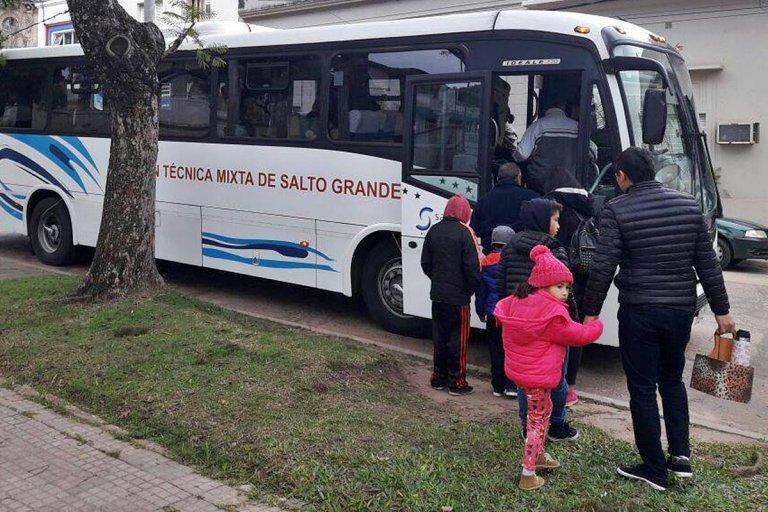 La Delegación Argentina de CTM invita a recorrer la represa y sus alrededores