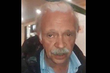 VIDEO: El momento en que una concordiense descubrió al estafador de la virulana en Buenos Aires