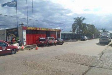 Bomberos Voluntarios de San Salvador dio a conocer cuánto dinero dejaron de recibir de Nación