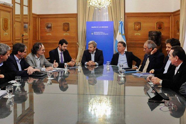 """Ballay se reunió con Frigerio por el Presupuesto 2019 y reconoció que """"el ajuste repercute"""""""