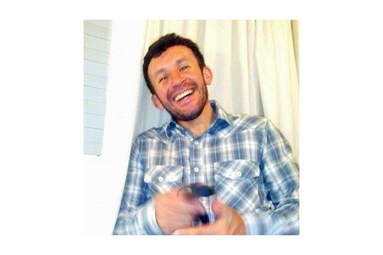La víctima fatal del choque, Horacio Néstor Valdez