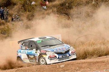 Podio para los concordiense en el Rally Argentino